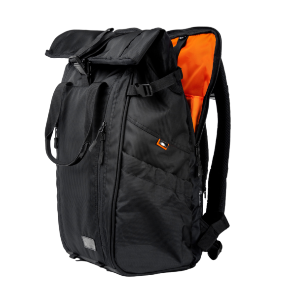 Rolltop camera bag carrypro