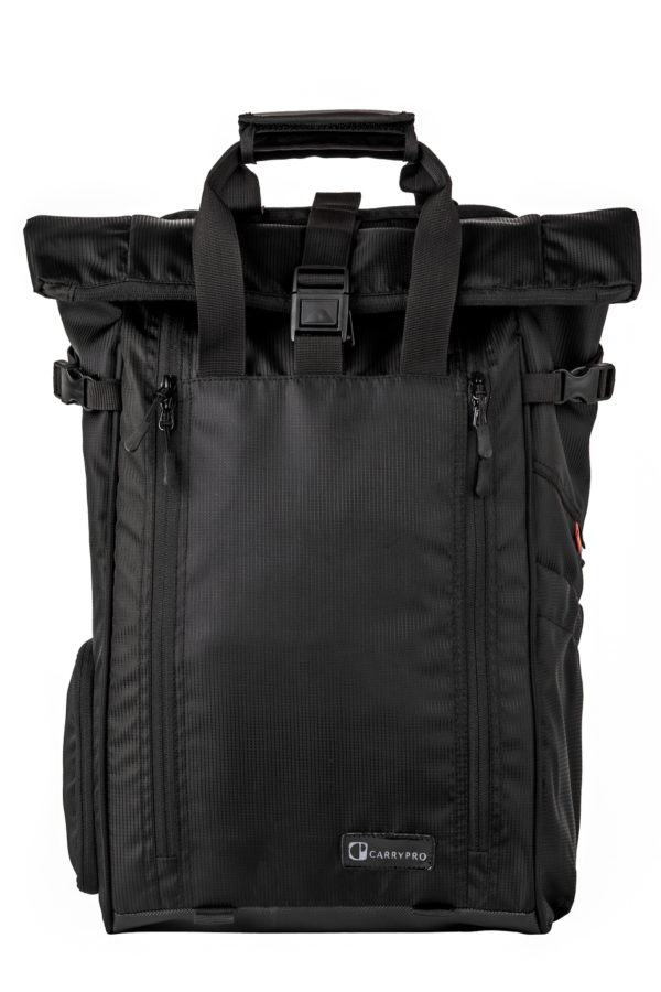 CarryPro Hobo25 front bag look