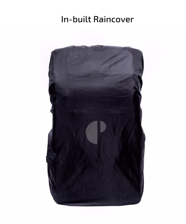 Rain cover in carrypro bags