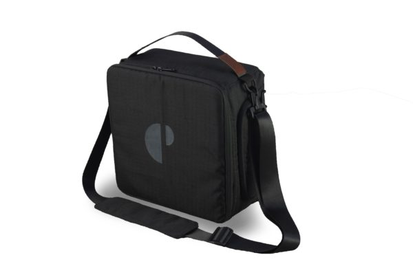 Removable camera bag with padded dividers by Carrypro